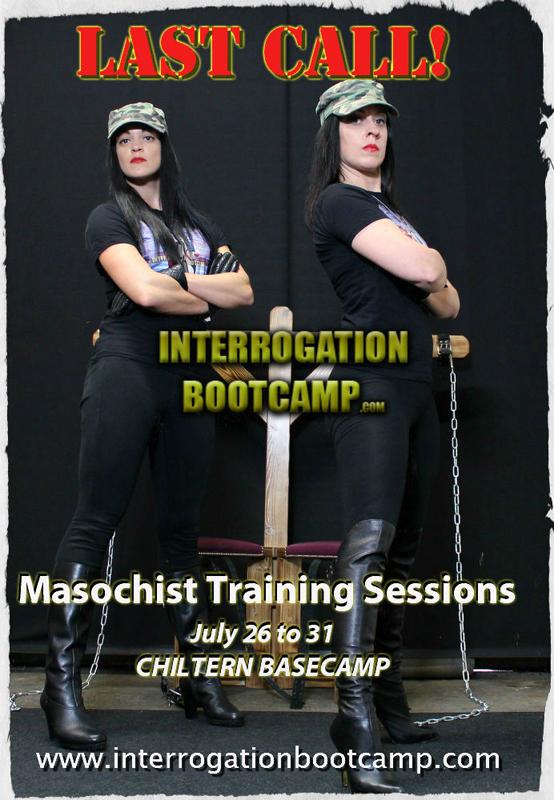 IB Final Maso Training